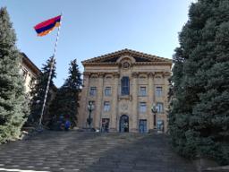 Punches thrown in Armenia as opposition scrutinise coronavirus response