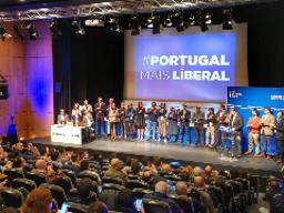 Iniciativa liberal elects new party leader