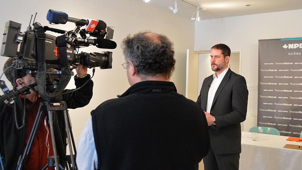Les conservateurs gardent des millions dans leurs coffres au lieu d'aider les entrepreneurs du Québec