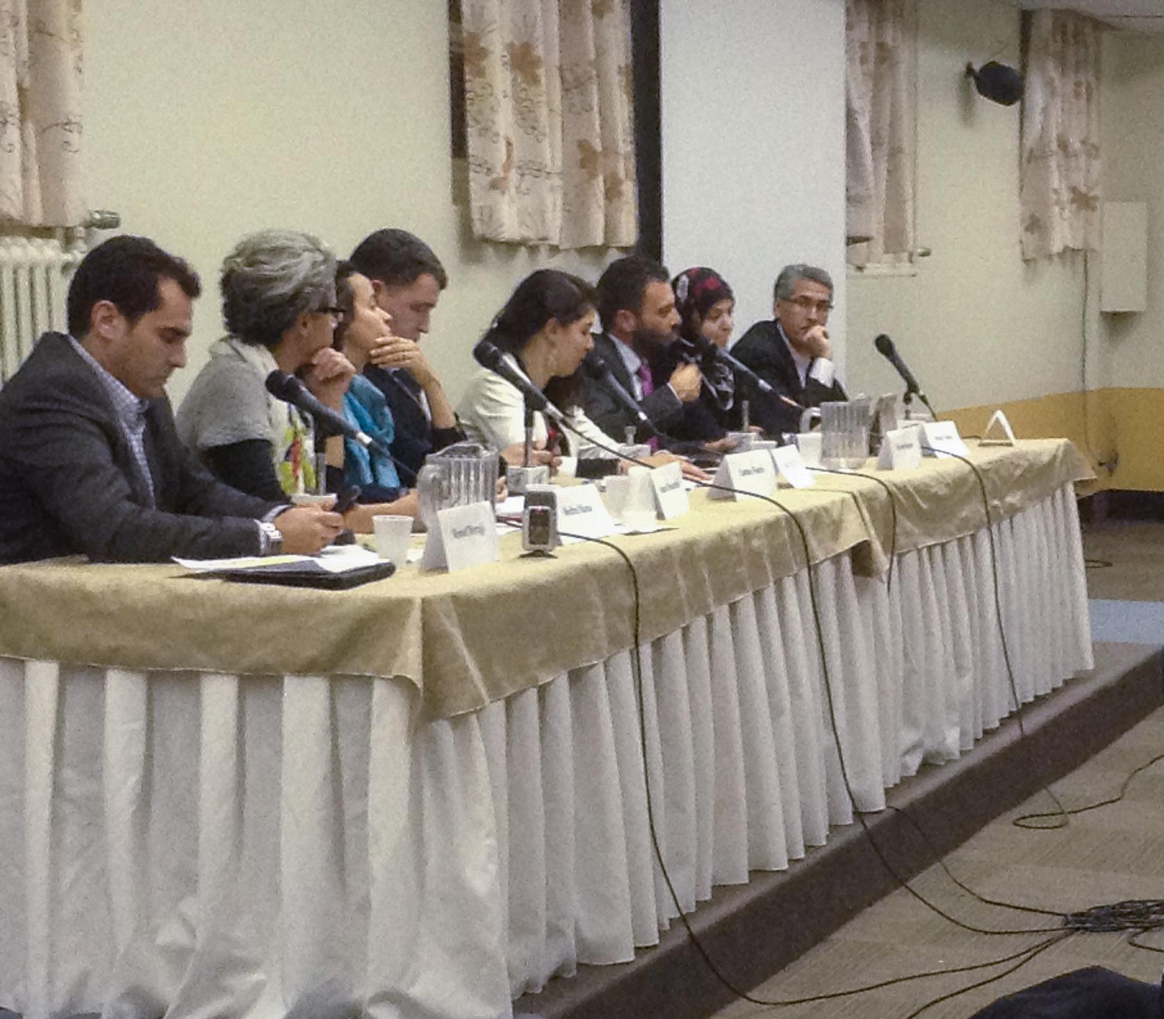Ensemble contre la stigmatisation de la communauté musulmane