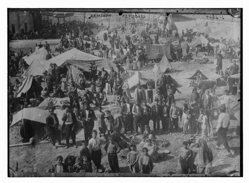 Le 24 avril, je vais commémorer le génocide de 1,5 million d'Arméniens