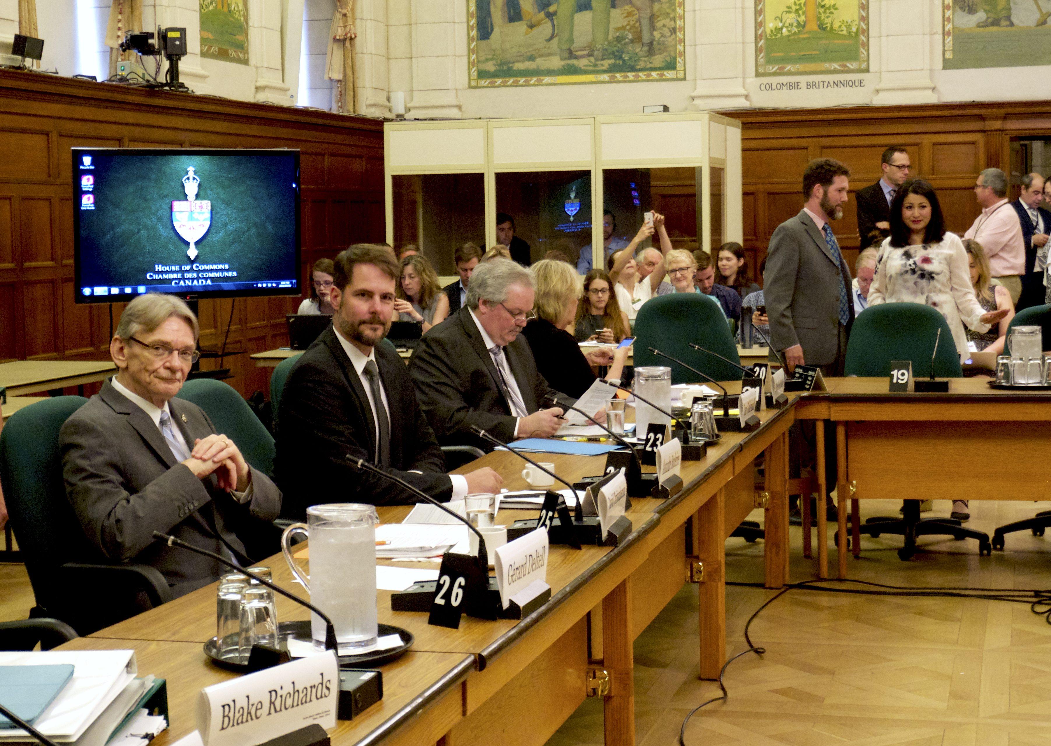 Rentrée parlementaire: La réforme électorale à l'ordre du jour