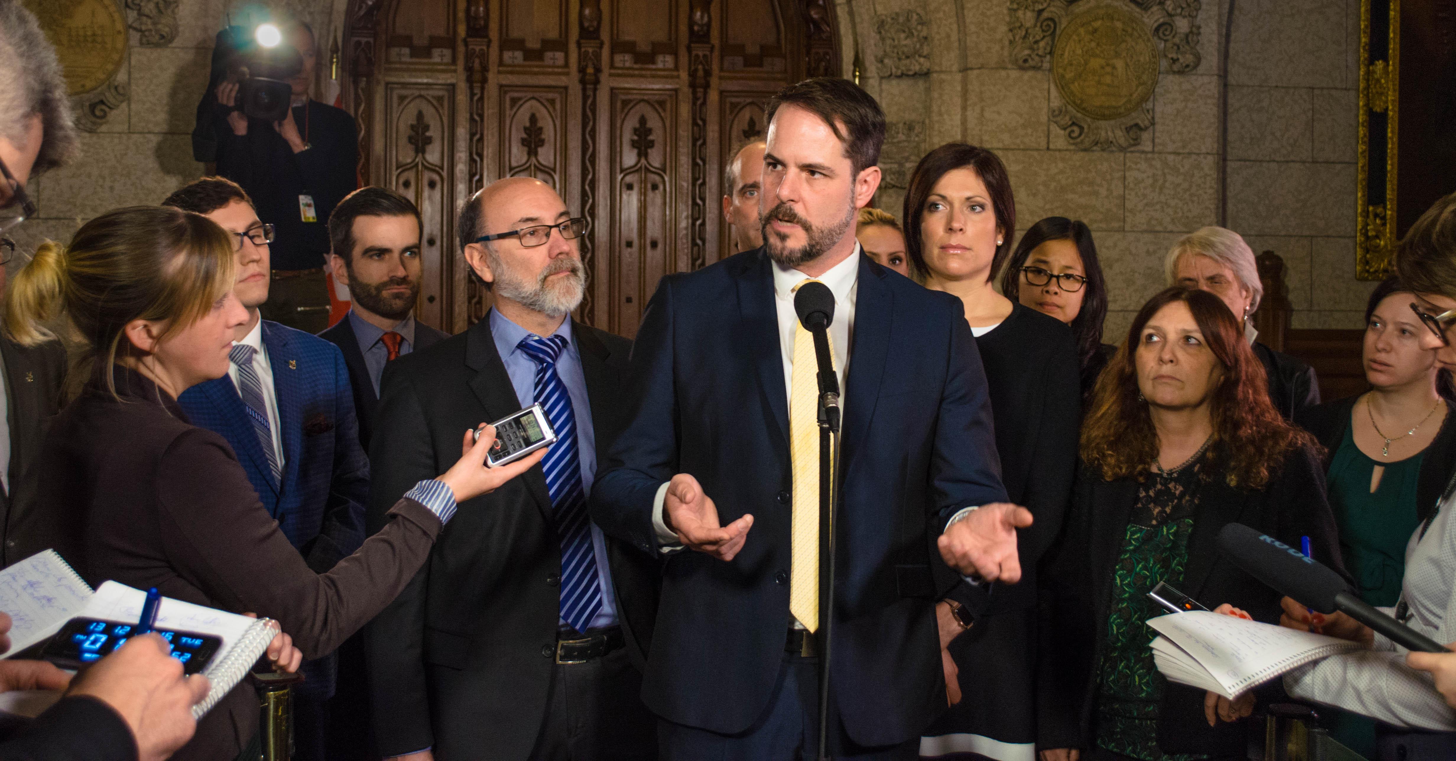 BILAN QUÉBEC: Où sont les 40 députés libéraux du Québec?