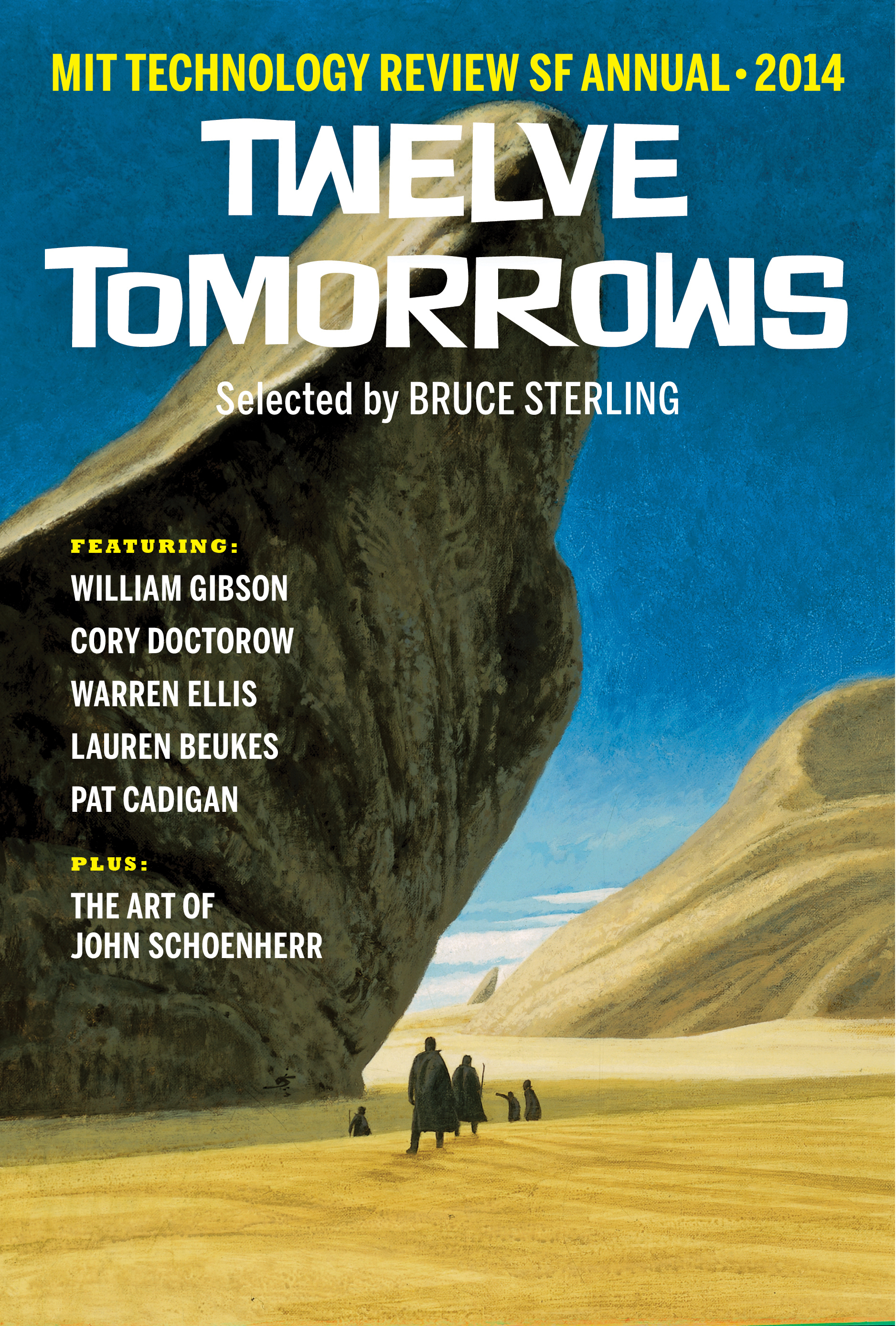 Twelve Tomorrows Bruce Sterling