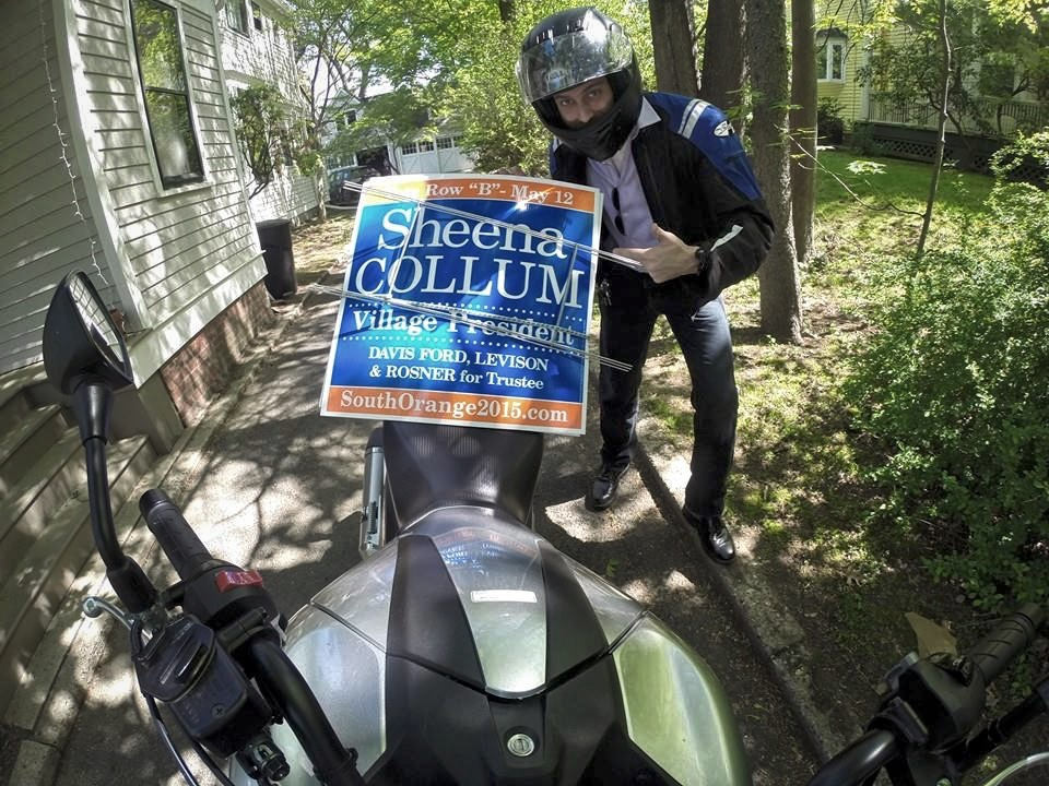 Alex Torpey endorses Sheena Collum for South Orange Village President