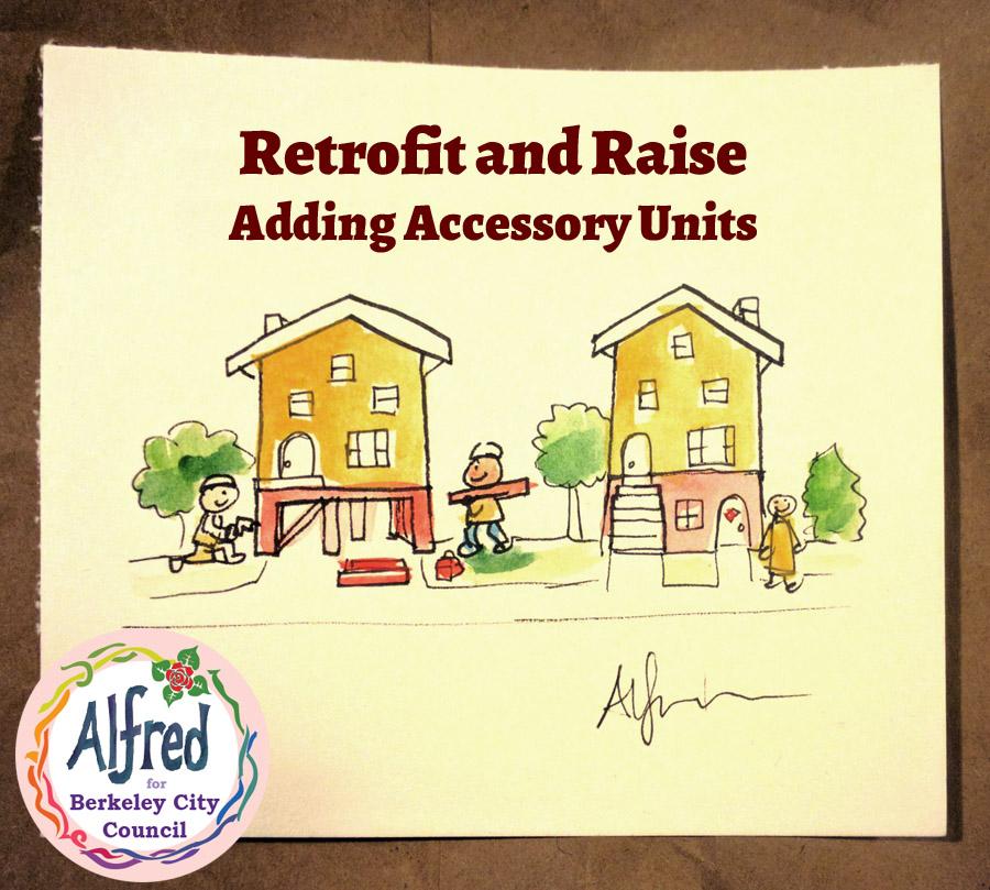 Retrofit and Raise