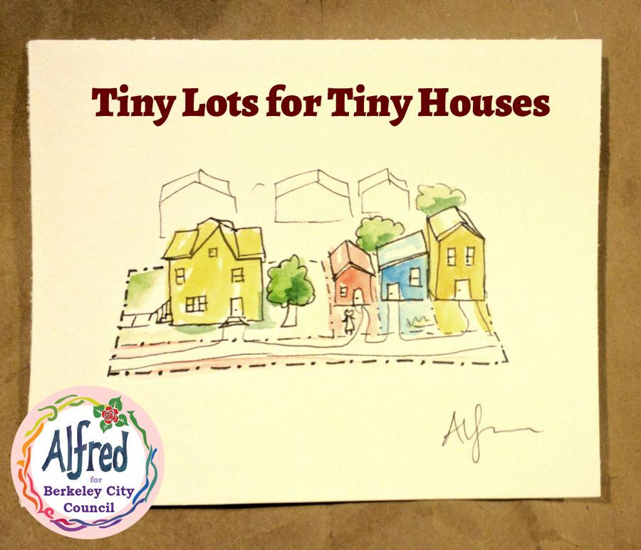 Tiny Lots for Tiny Houses