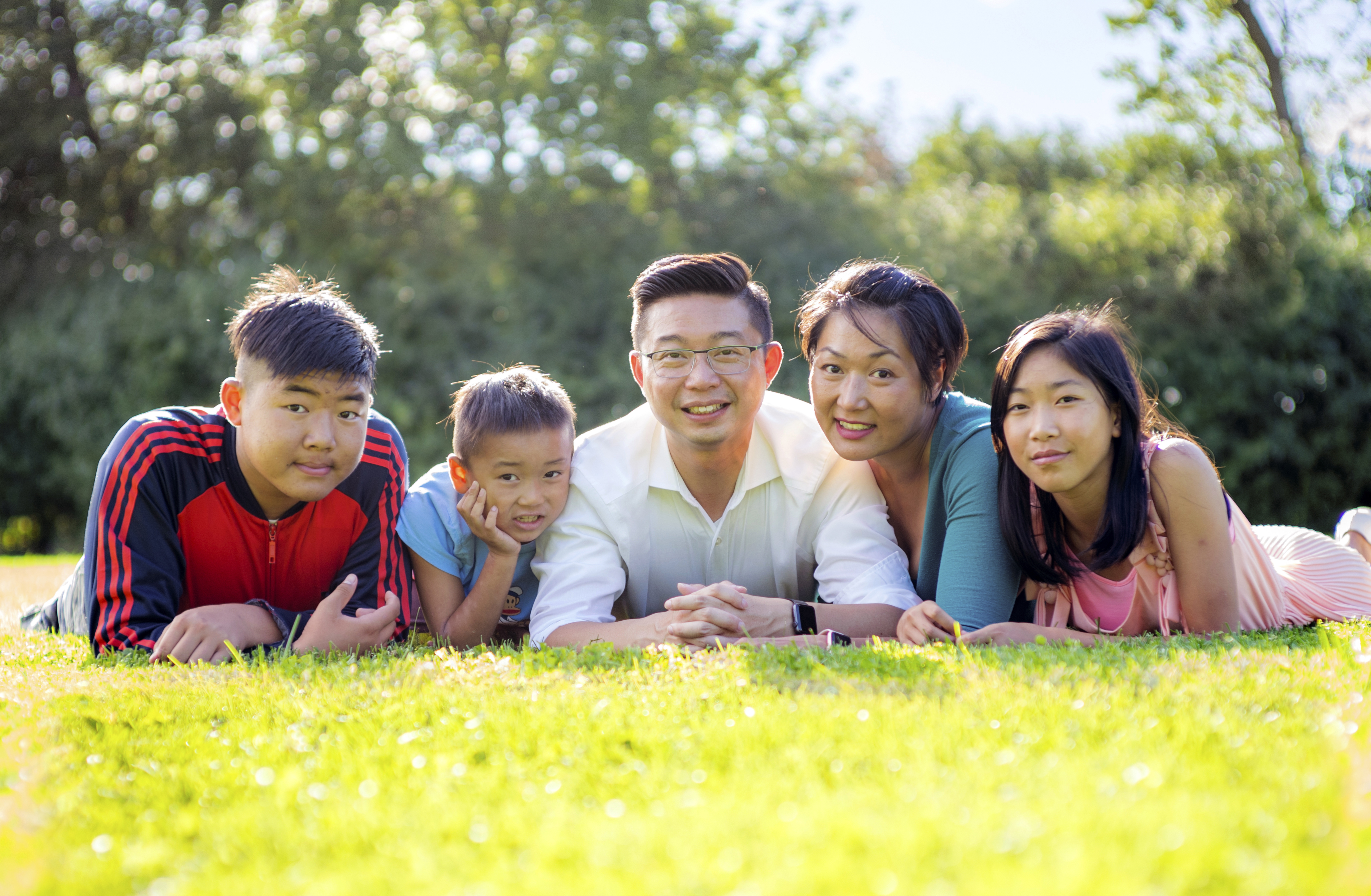 Trustee Allan Tam Family