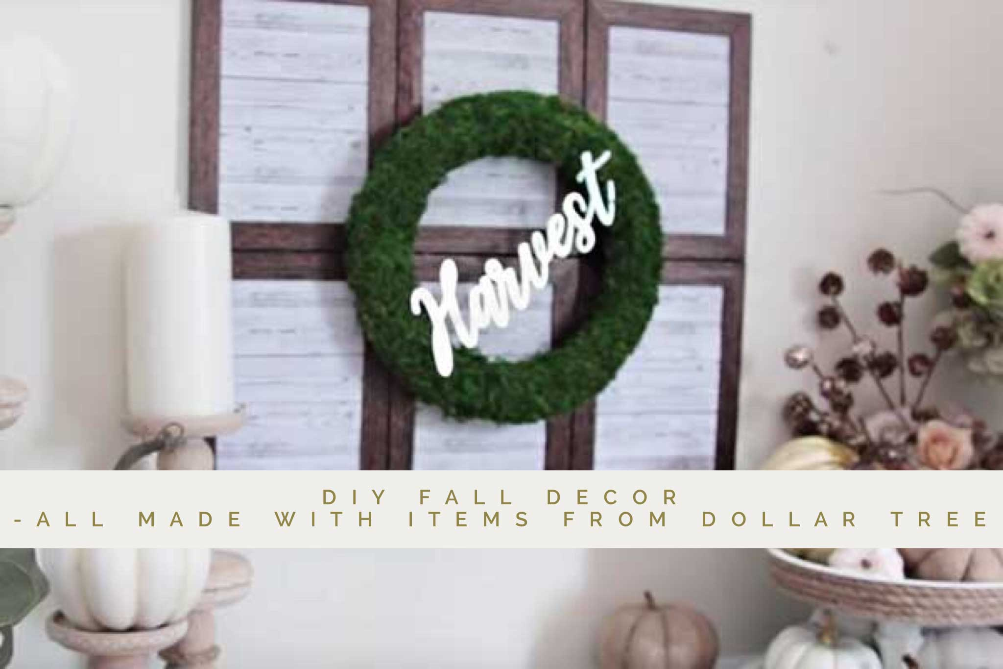 You Only Need A Few Items From The Dollar Tree To Easily Turn A ...