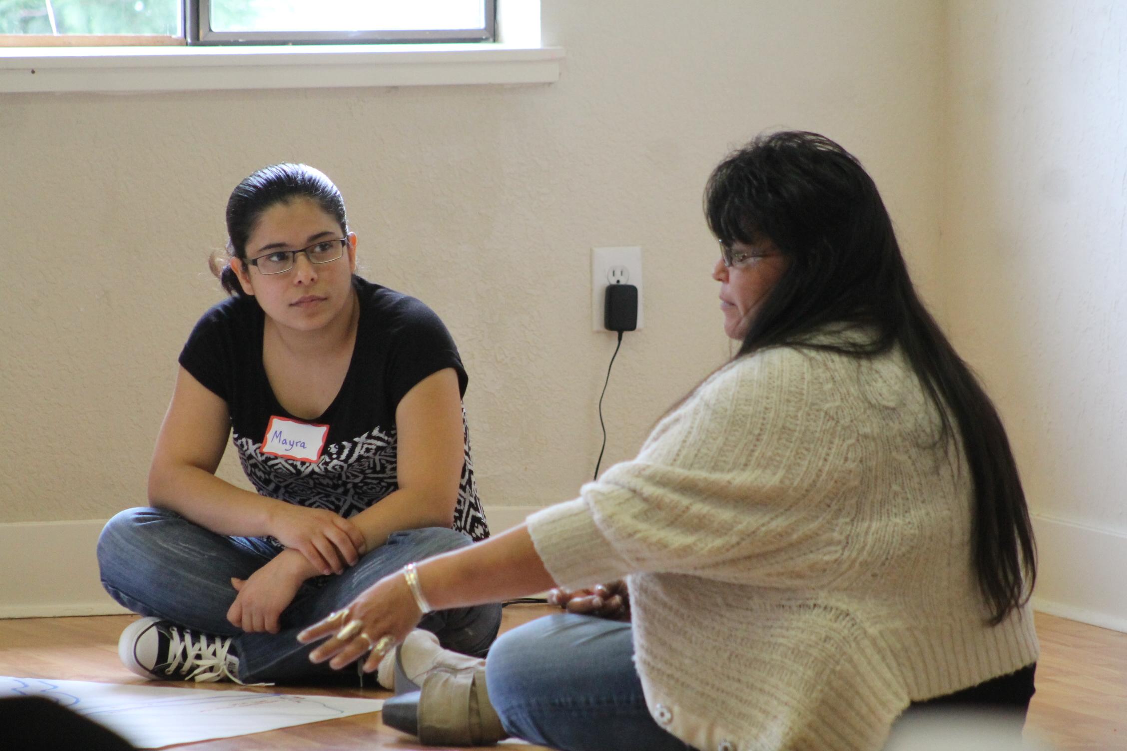 Scenes from Native Organizer Alliance 2014