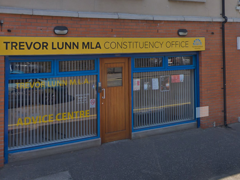 Lagan Valley Office