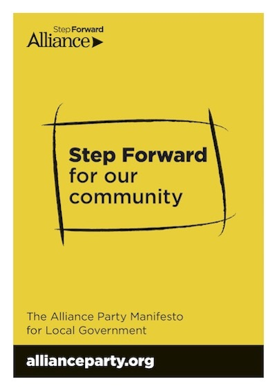 2014 Local Government Manifesto manifesto cover