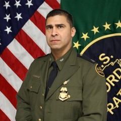 New agent in charge of Kingsville Border Patrol Station