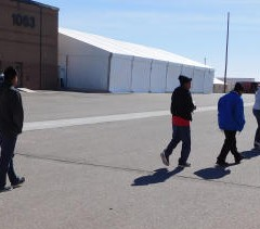 Immigrant shelter at Holloman to close