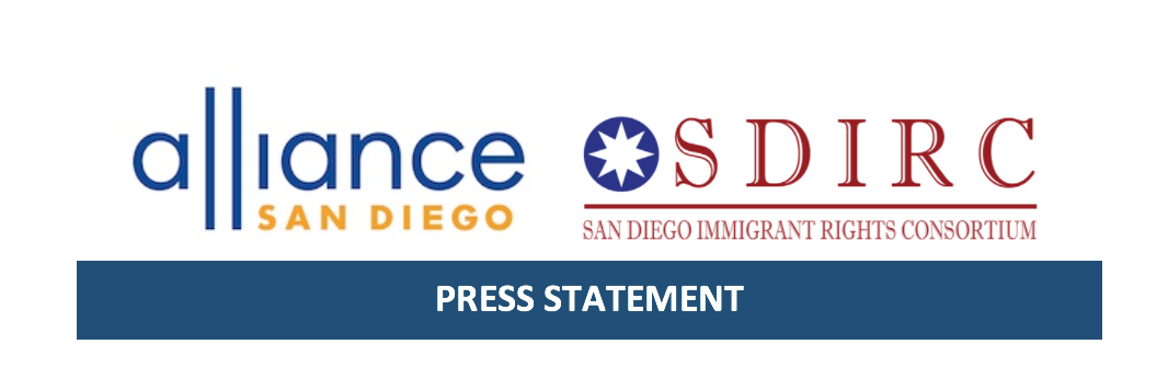 San Diegans Condemn Trump's Cruel Lawsuit Against California Families