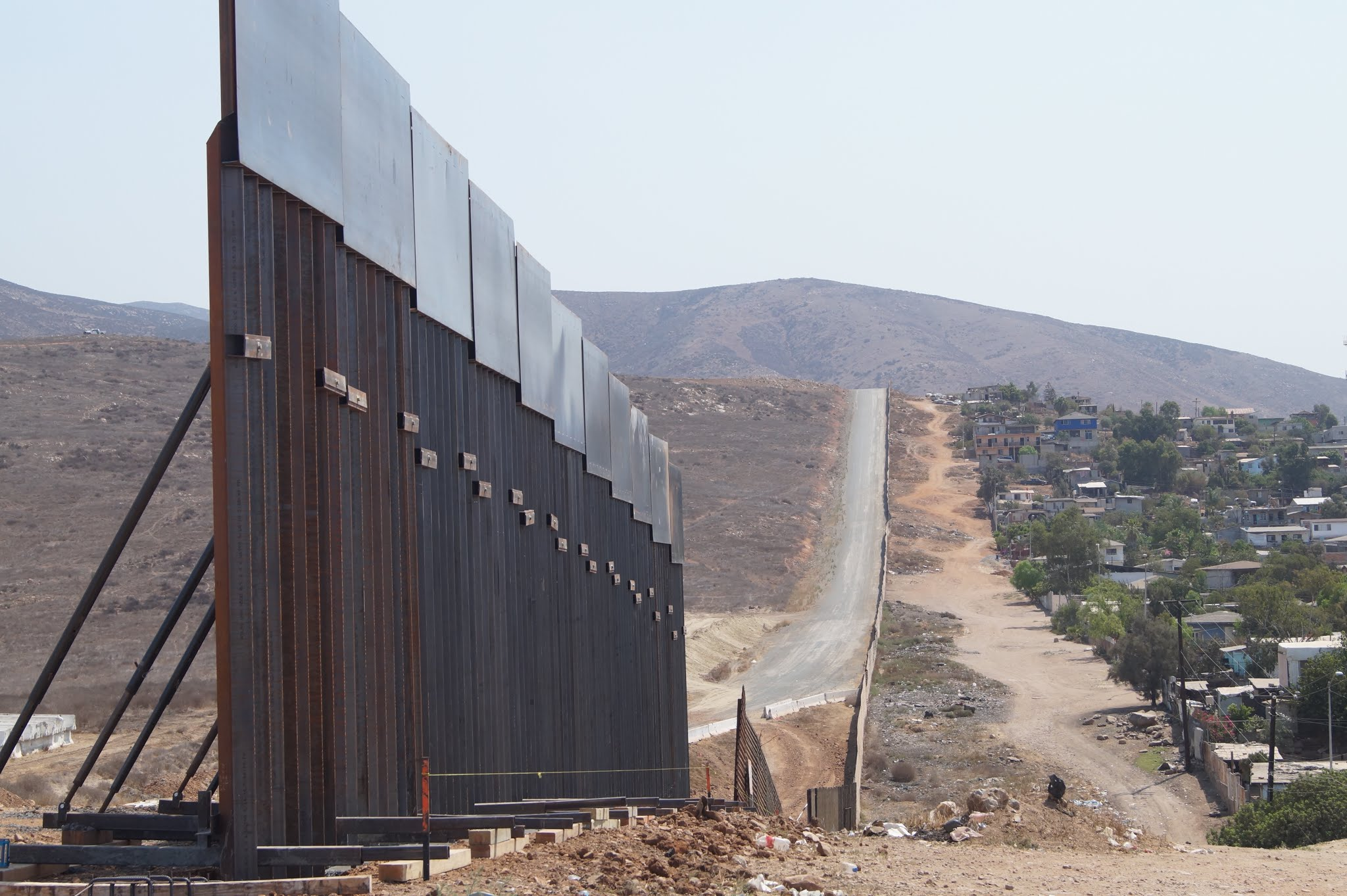 ACLU Border Rights Center and Partners Release Report on Devastating Impact  of Trump's Wall - Southern Border Communities Coalition