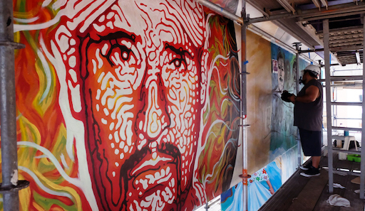 anastasio hernandez rojas mural chicano park san diego