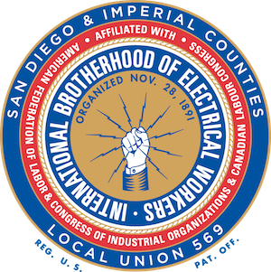 Internation Brotherhood of Electrical Workers Local 569