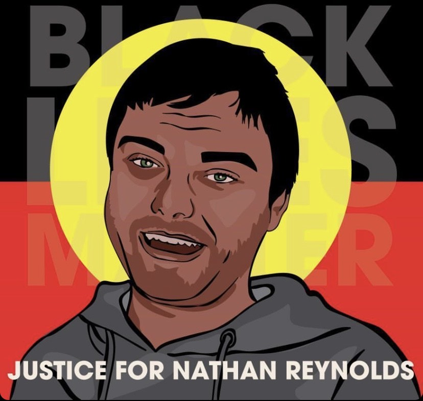 Justice for Nathan Reynolds