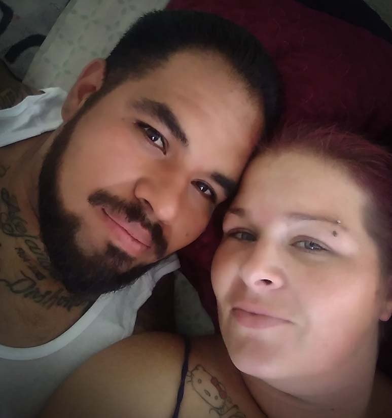 codie and husband