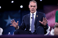 Ryan Zinke at CPAC, 2016