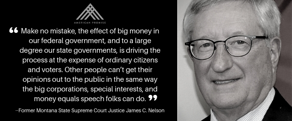 Dark Money And The Judicial Branch American Promise