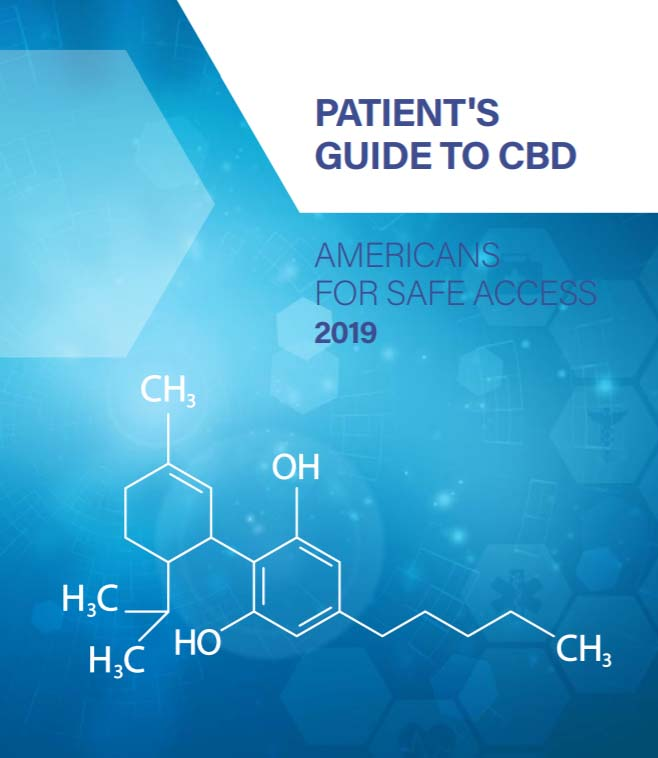 Americans for Safe Access Releases Patient's Guide to CBD