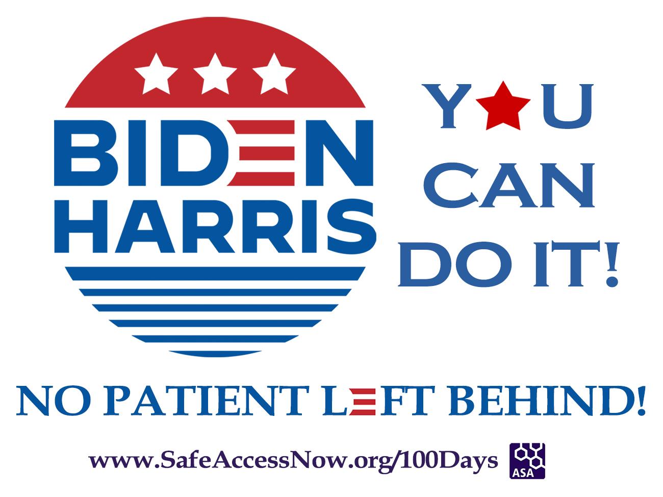 Biden-Harris You Can Do It!