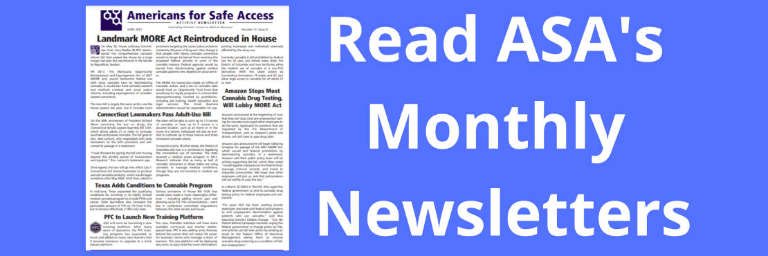 Read Our Monthly Newsletter