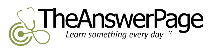 theanswerpage logo