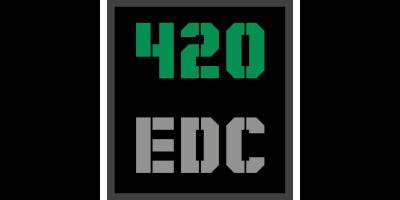420 EDC logo