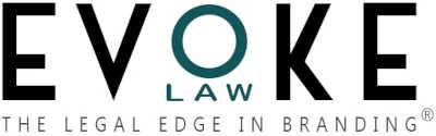 Evoke Law logo