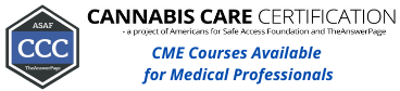 Cannabis Care Certification
