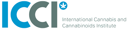 Logo of I.C.C.I., the International Cannabis and Cannabinoids Institute
