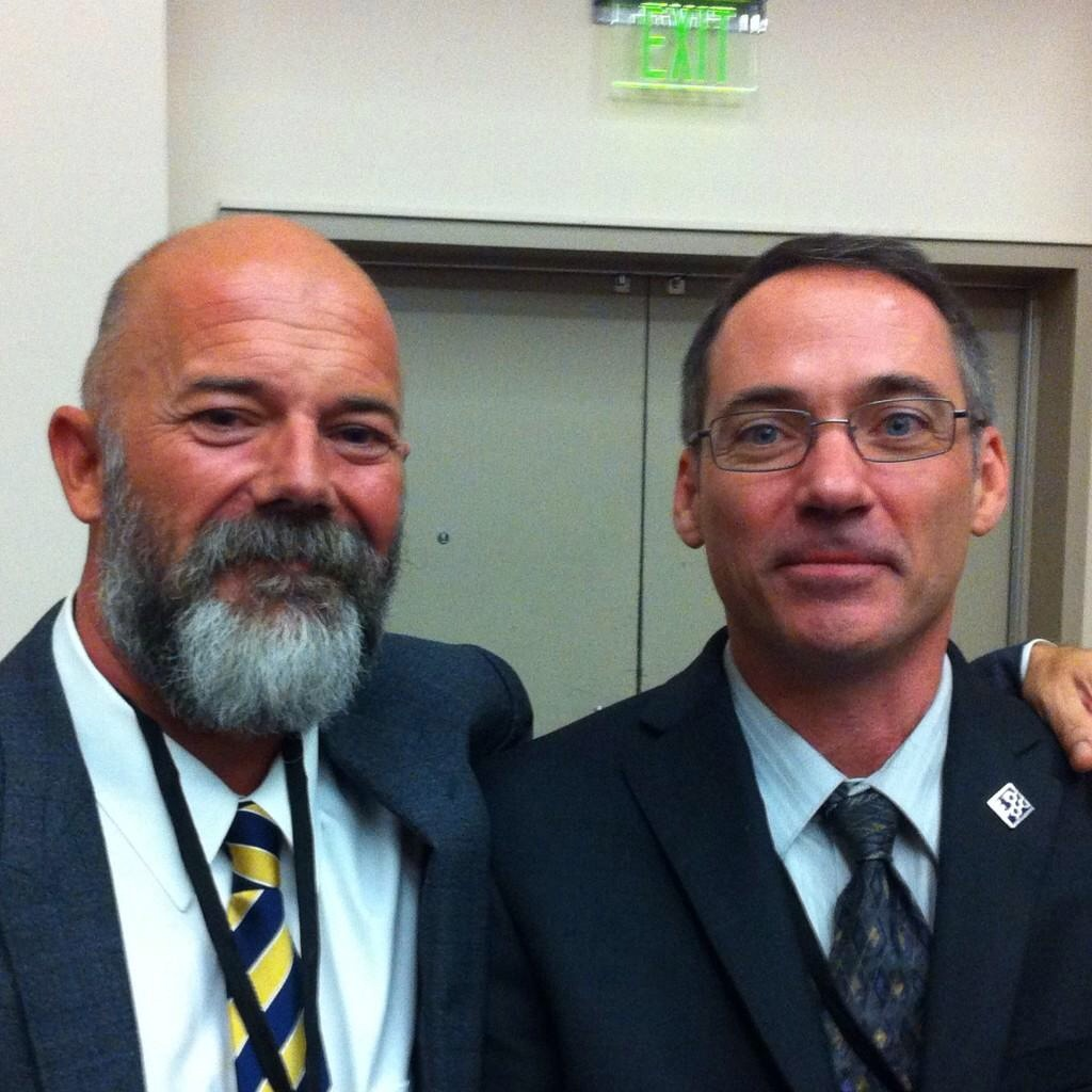 Andrew Sullivan and Don Duncan