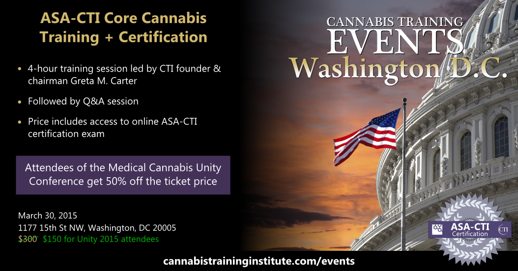 Become A Certified Cannabis Professional Americans For Safe Access