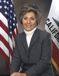 US Senator Barbara Boxer