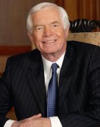 US Senator Cochran