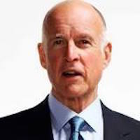CA Gov. Brown
