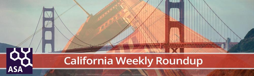 CA Weekly Roundup