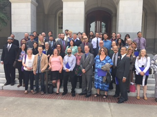 Lobby Day Community Photo