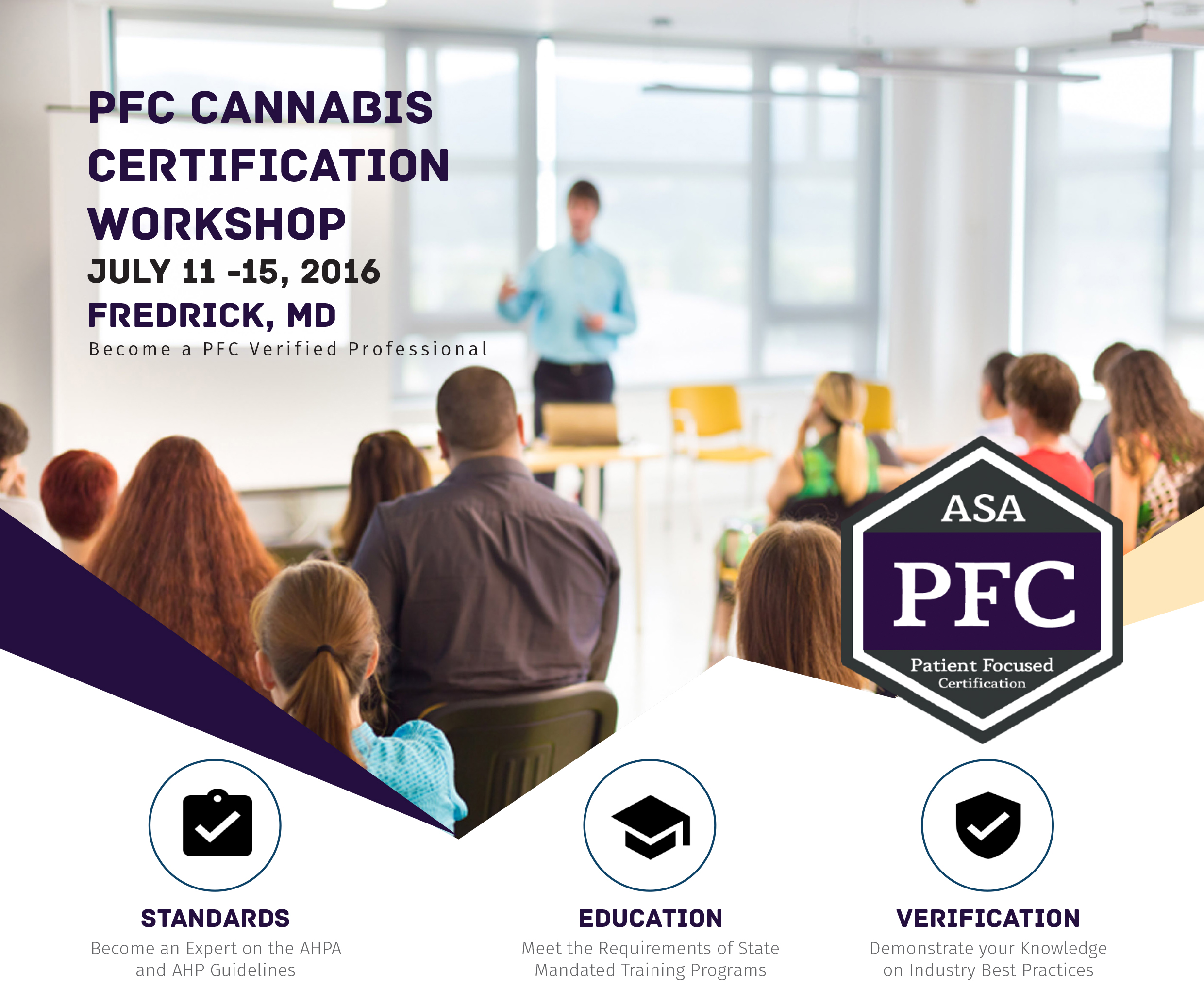 Limited Seats Available To Gain Cannabis Industry Certification