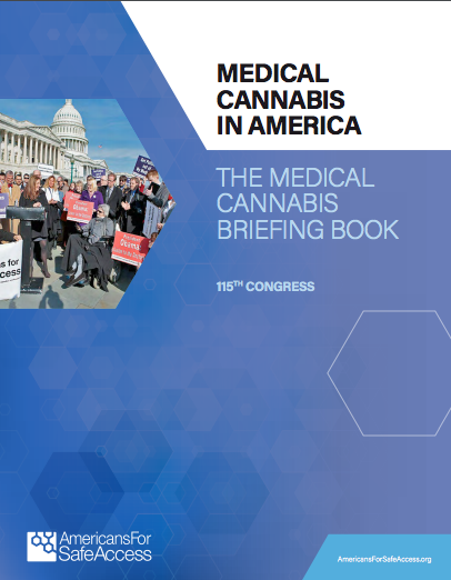 The cover image of the briefing book.