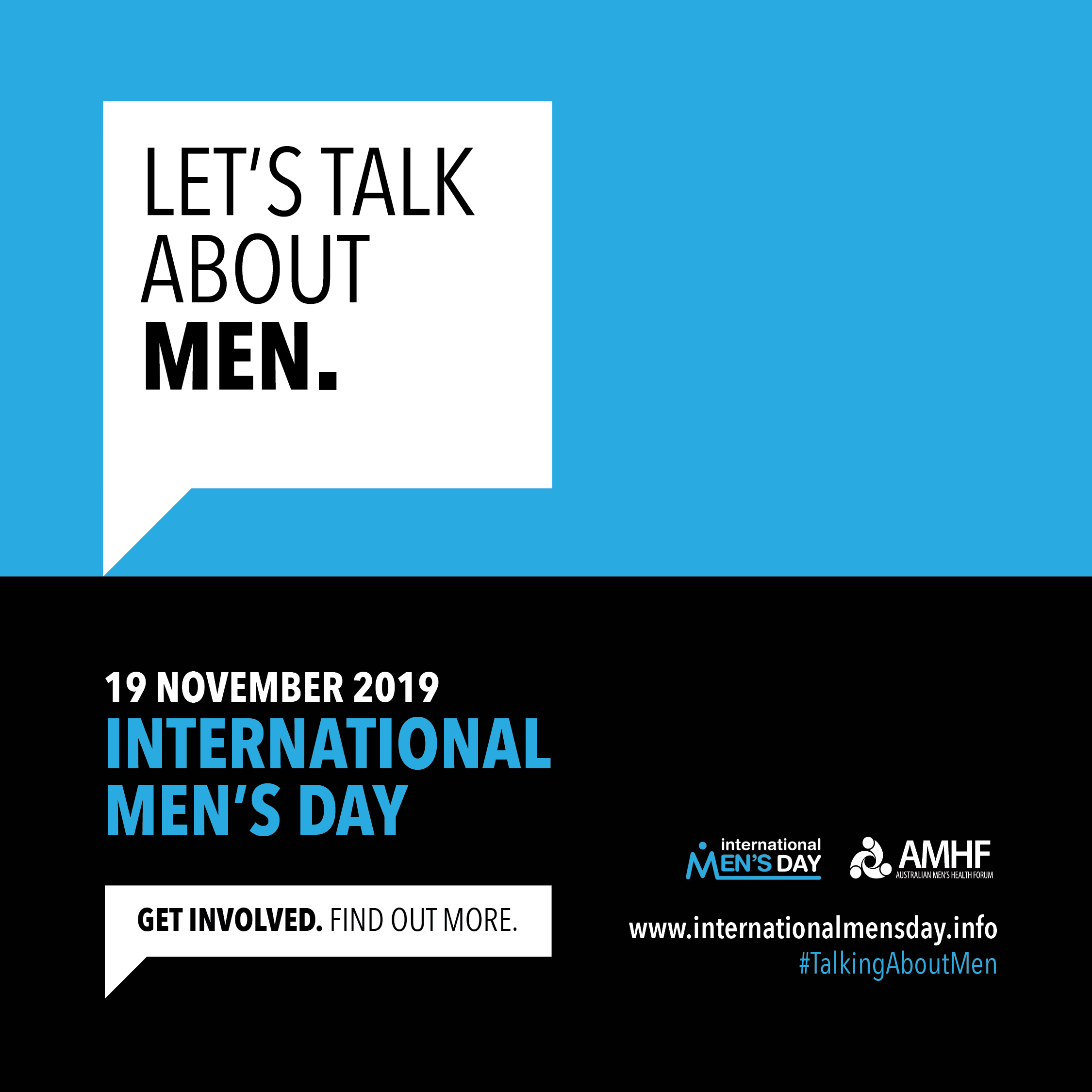 About - International Mens Day
