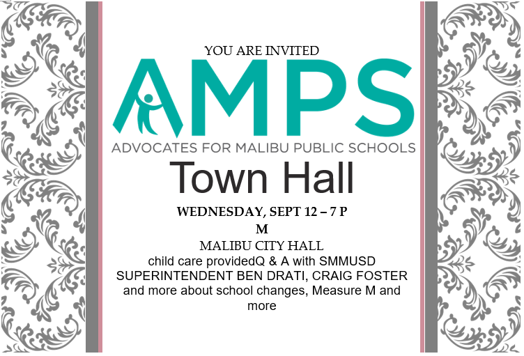 AMPS Town Hall