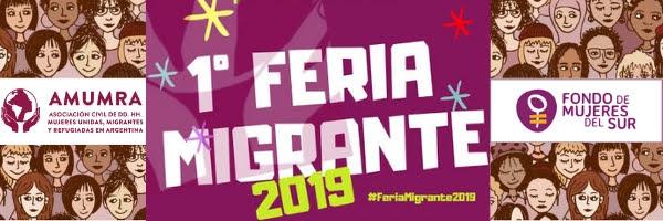 Se viene la primera Feria Migrante