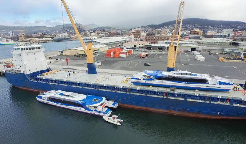 Tasmanian Shipbuilders Meet to Plan Future of Shipbuilding