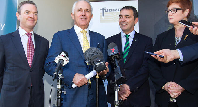 Turnbull Government exports 3000 ship jobs to Spain - Australian ...