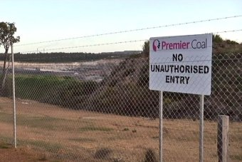 Barnett Government refuses to stand up for Collie coal mine workers