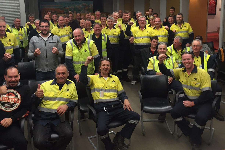 RAC Patrols fix up solid new enterprise agreement